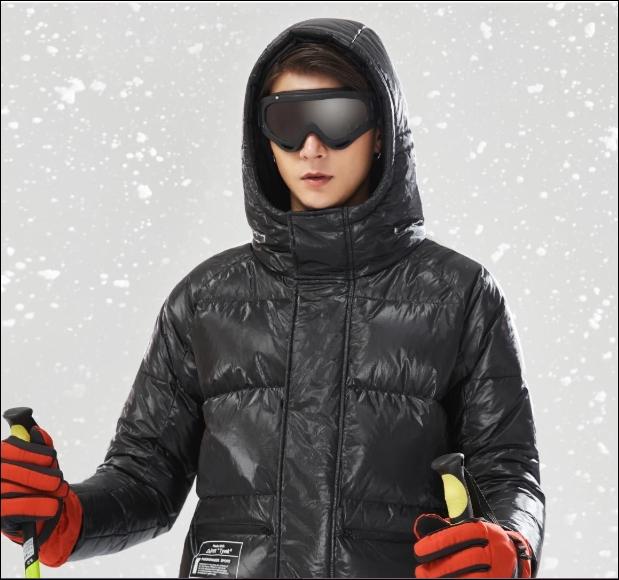 Xiaomi crowdfunded Куртка Uleemark Dupont непачкающаяся куртка.